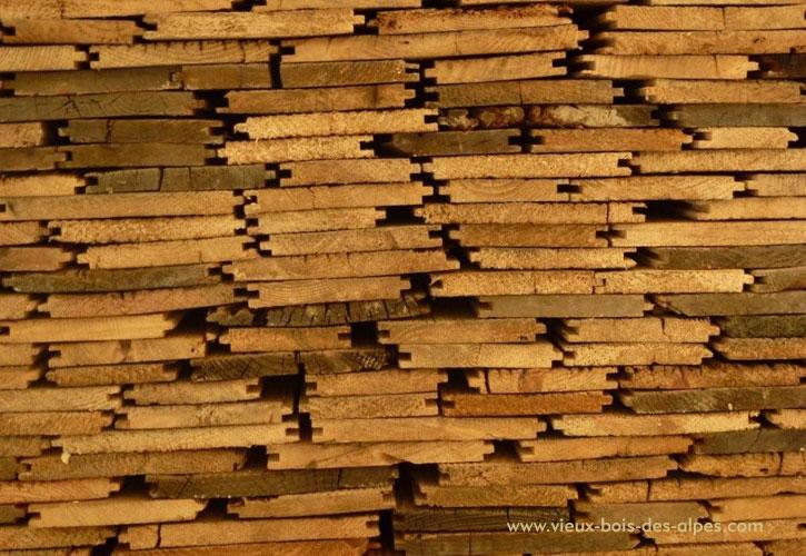 Bardage Bois Interieur : VENTE DE VIEUX BOIS – SERGE PESSEY – 06 07 22 03 88 – LA CLUSAZ