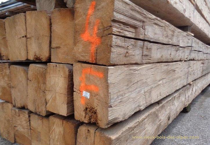 Poutres chevrons vieux bois - Ou trouver des cagettes en bois ...