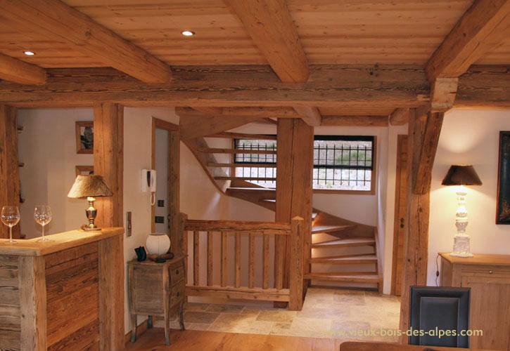 r alisations exemples de travaux vieux bois. Black Bedroom Furniture Sets. Home Design Ideas