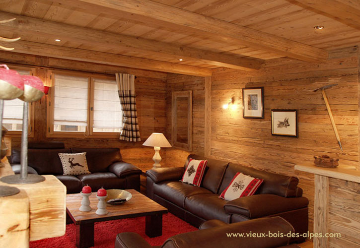 stunning interieur chalet en bois photos awesome. Black Bedroom Furniture Sets. Home Design Ideas